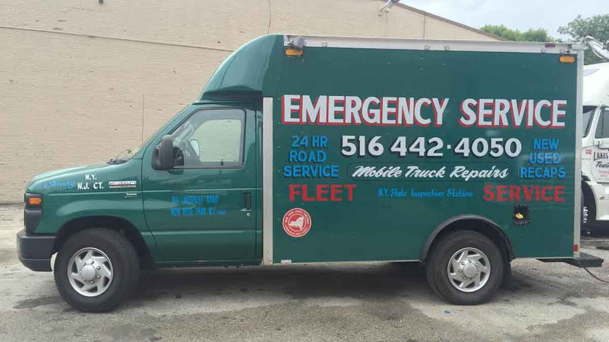 Queens Mobile Heavy Truck Repair Brooklyn NY – Lakeville