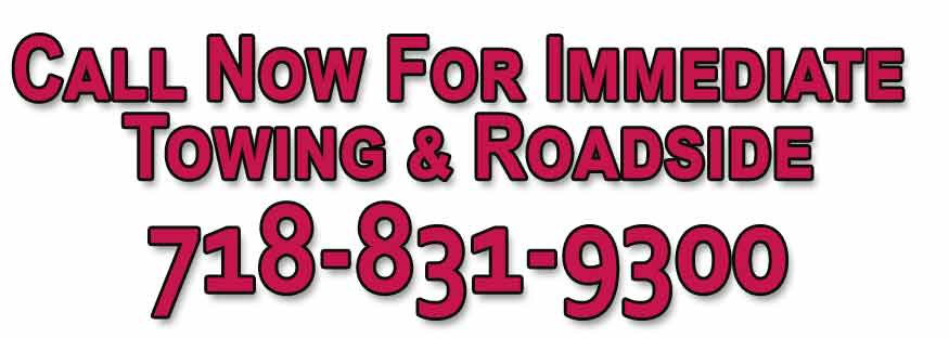 towing company phone number